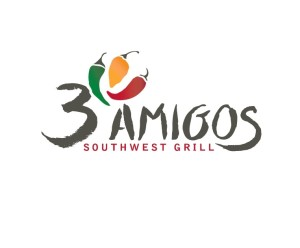 Three Amigos logo
